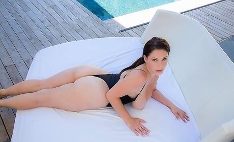 Big Ass in Pool